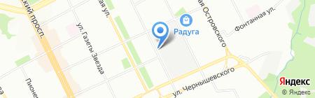ПНППК-Авто на карте Перми