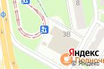 Схема проезда до компании НЕСТАНДАРТ в Перми