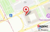 Схема проезда до компании Тикет-м в Перми