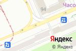 Схема проезда до компании Химические технологии в Перми