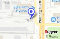 Схема проезда до компании ПРОИЗВОДСТВЕННАЯ БАЗА ПЕРМТРАНСГАЗСТРОЙ в Перми