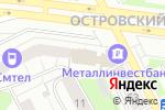 Схема проезда до компании Печи-Онлайн в Перми