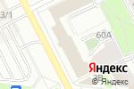 Схема проезда до компании НовоМесто в Перми