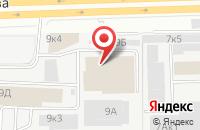 Схема проезда до компании Виртус Электроникс в Перми