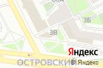 Схема проезда до компании Мой зверь в Перми