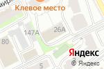 Схема проезда до компании Клуб единоборств в Перми
