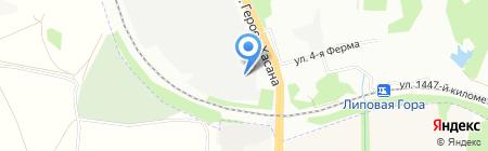 Банкомат ФКБ СДМ-БАНК на карте Перми