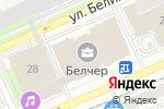 Схема проезда до компании ГЛОНАСС ГРУПП в Перми