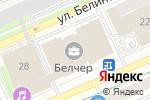 Схема проезда до компании ДМ-строй в Перми