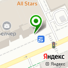 Местоположение компании ДМ-строй