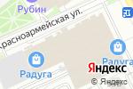 Схема проезда до компании Дверной мастер в Перми