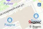 Схема проезда до компании Уютный дом в Перми