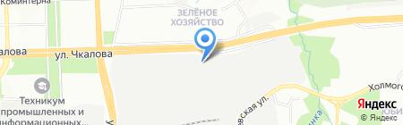 Best Klimats на карте Перми