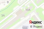 Схема проезда до компании Uber в Перми
