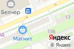 Схема проезда до компании Beauty salon ES в Перми
