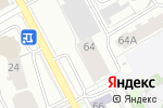 Схема проезда до компании Преображение в Перми