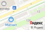 Схема проезда до компании Пермский энергосервис в Перми