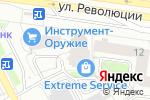 Схема проезда до компании Лион в Перми