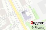 Схема проезда до компании Ляллен в Перми