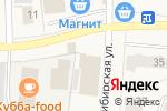 Схема проезда до компании Ёлки-полки во Фролах