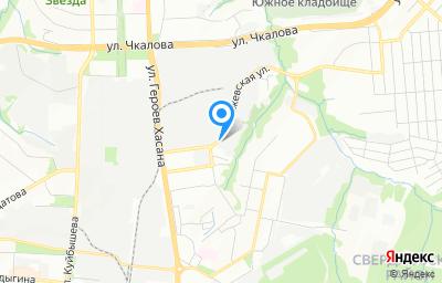 Местоположение на карте пункта техосмотра по адресу г Пермь, ул Усольская, д 5А