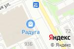 Схема проезда до компании Авто-159 в Перми