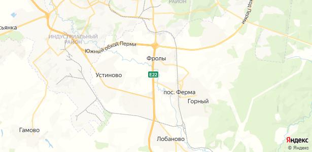 Замулянка на карте
