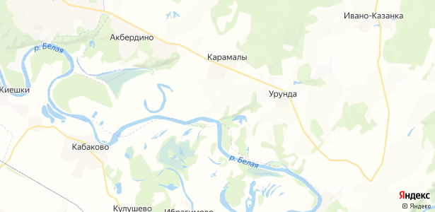 Шипово на карте