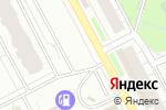 Схема проезда до компании Тюнинг-Гараж в Перми