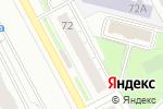 Схема проезда до компании Renault Shop в Перми