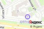 Схема проезда до компании Компания по продаже детской одежды в Перми