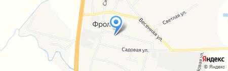 ПГСХА на карте Фролов