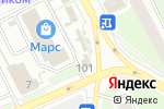 Схема проезда до компании Хлебозавод №7 в Перми