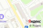 Схема проезда до компании Верещагинский трикотаж в Перми