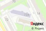 Схема проезда до компании Солнечный круг в Перми