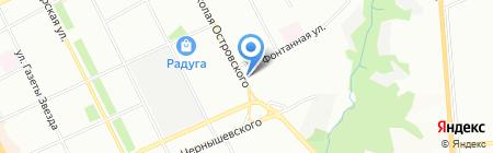 Банкомат МДМ Банк на карте Перми