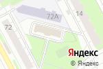 Схема проезда до компании Robot59.ru в Перми