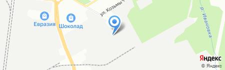 КлинСтар на карте Перми
