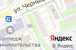 Схема проезда до компании Нортон-Юниор в Перми
