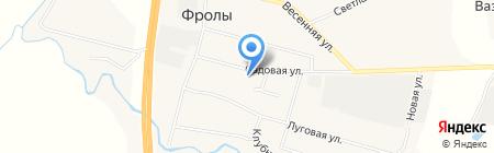 Библиотека на карте Фролов