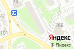 Схема проезда до компании Канц-Центр Пермь в Перми