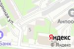 Схема проезда до компании Магазин охлажденного мяса в Перми