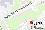 Схема проезда до компании Учебный пункт ГО и ЧС в Перми