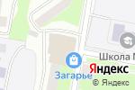 Схема проезда до компании Киоск по продаже цветов в Перми