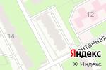 Схема проезда до компании Мир детства в Перми