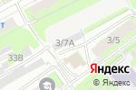 Схема проезда до компании Идеал Авто в Перми