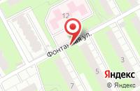 Схема проезда до компании Вся Пермь в Перми