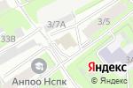 Схема проезда до компании Авто Информатор в Перми