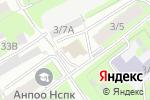 Схема проезда до компании УралГеоПроект в Перми