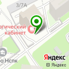 Местоположение компании Витале